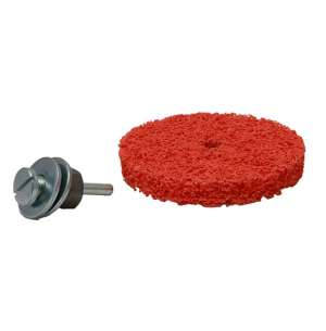 Norton Orange Blaze Pas Giderici Disk 100x13mm Coarse